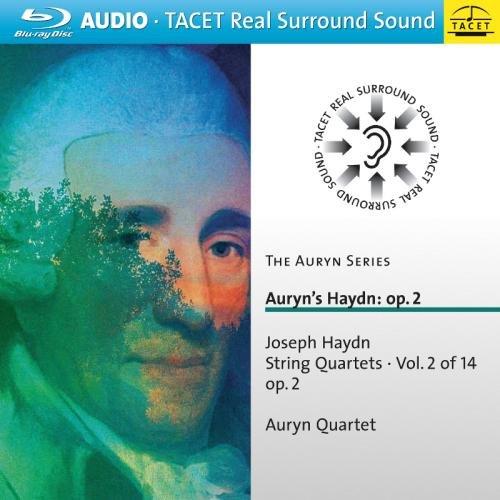 Auryn Quartett - Auryn\'s Haydn 2 (Blu-ray Audio)