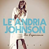Le'Andria Johnson The Experience [CD/DVD Combo][Deluxe Edition]