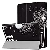 GBSELL Folding Stand Leather Print Case Cover For Acer Iconia One 10 B3-A40 10.1 (G)