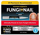 Product review for Fungi-Nail Pen Applicator Anti-Fungal Solution, 0.10 Ounce - Kills Fungus That Can Lead To Nail Fungus & Athlete's Foot  Undecylenic Acid & Clinically Proven to Cure Fungal Infections