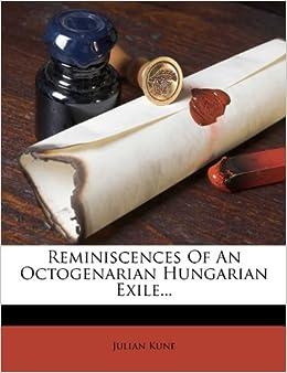REMINISCENCES OF AN OCTOGENARIAN