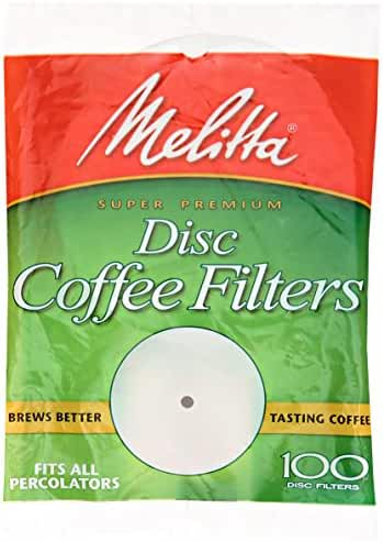 Melitta Basket Coffee Filter, 3.5