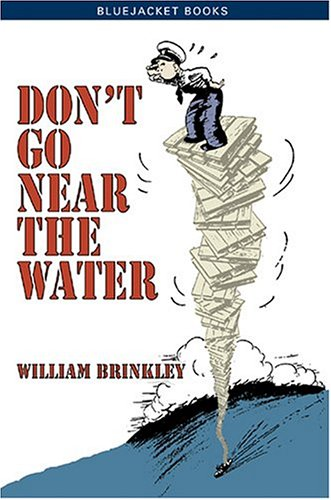 Book cover for Don't Go Near the Water
