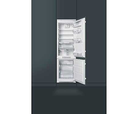 Smeg CR325PNFZ Integrado 264L A+ Blanco nevera y congelador ...