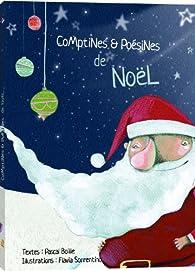 Comptines et poésines de Noël par Pascal Boille