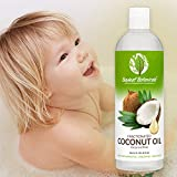 Best-Fractionated-Coconut-Oil-Liquid-16oz-with-BONUS-E-BOOKPUMP-Is-Perfect-for-Blending-with-Essential-Oils-Sensual-Massages-Natural-Intimate-Lubricant-Aromatherapy-Ultimate-Natural-Moisturizer-for-Ra