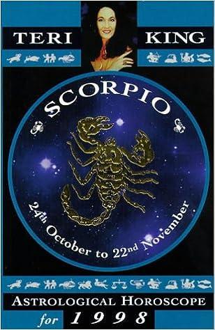 the scorpio king horoscope