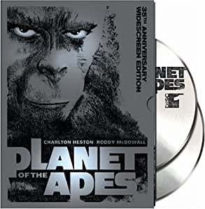Planet of the Apes (Widescreen 35th Anniversary Edition)