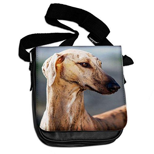 Azawakh Dog Animali Borsa a tracolla 014