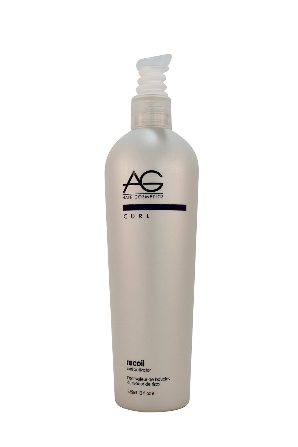 """AG Recoil Curl Activator 12oz """"Pack of 2"""" 50%OFF"""