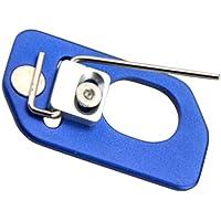 ZSHJG Flecha magnética Resto Tiro con Arco Mano Derecha Flecha Resto para Arco recurvo Accesorio de Tiro con Arco
