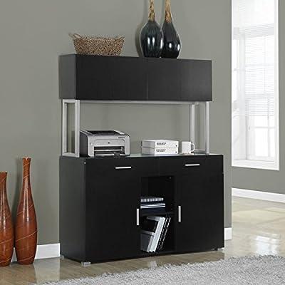 Monarch Specialties Hollow Core Office Storage Credenza