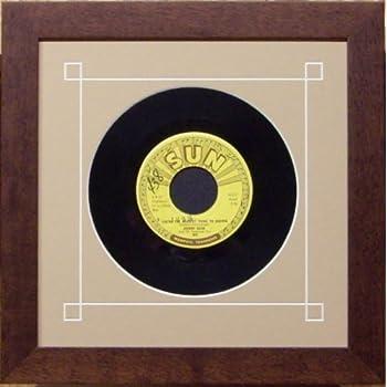 Amazon Com 45 Single 6 7 8 Quot Inch Vinyl Record Frame