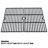 cast iron bbq grids - Direct store Parts DC107 Polished Porcelain Coated Cast Iron Cooking Grid Replacement Charmglow,Jenn-Air,Weber,BBQ Grillware,Costco Kirkland,Aussie,Grill Zone,Kenmore,Nexgrill.Gas Grill