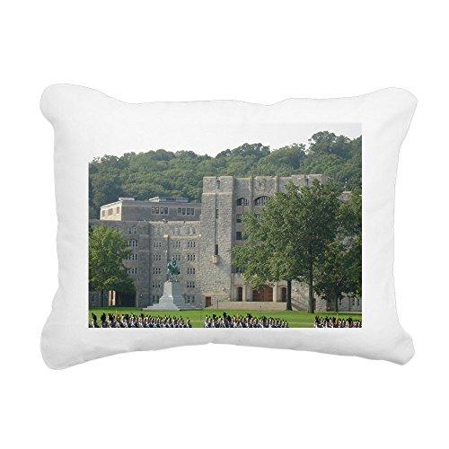 """CafePress - West Point - 12""""x15"""" Rectangular Canvas Pillow,"""