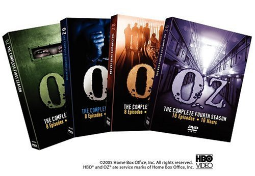 UPC 026359870729, Oz - The Complete First Four Seasons