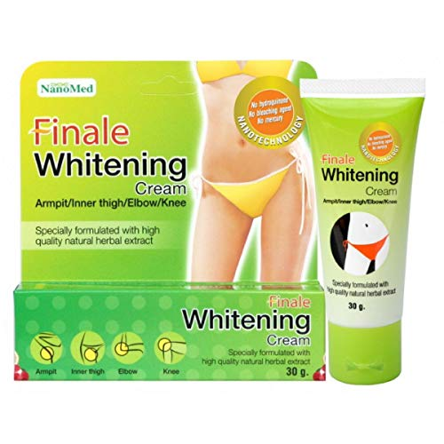 Finale Whitening Cream for Bikini Zone/armpit/inner Thigh/elbow/knee 30 ()