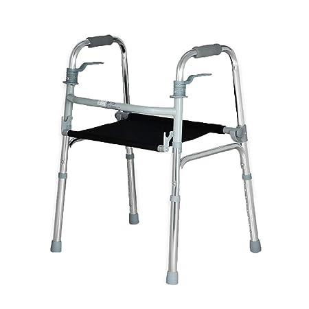 Walker Andador con Ruedas Ancianos Ayuda Puede Sentarse ...