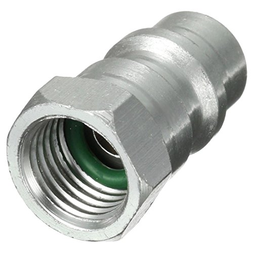 SODIAL(R) R12 R22 R502 to R134A Fast Quick Conversion Adapter Valve 1/4