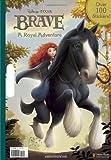 A Royal Adventure (Disney/Pixar Brave) (Giant Coloring Book) by RH Disney (2012-05-15)