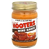 Hooters Original Medium Wing Sauce, 12 Ounce (Pack of 6)