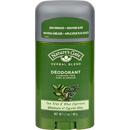 2Pack! Nature's Gate Tea Tree Deodorant - 1.7 oz Natures Gate Deodorant