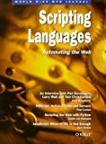 Scripting Languages : Automating the Web, O'Reilly and Associates, Inc. Staff and Gundavaram, Shishir, 1565922654