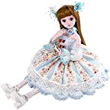 Girl Gift Doll 1/3 Dolls 23.6 inch 19 Joint Ball Jointed Dolls Full Set
