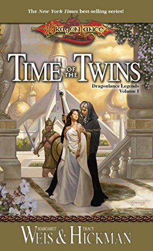 Game Time Legend Series (Time of the Twins: Legends, Volume One (Dragonlance Legends Book 1))