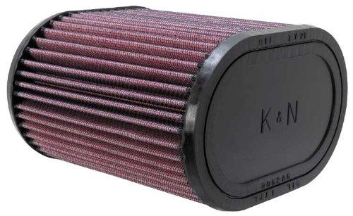 Base; 6.25 in x 4 in Height; 6.25 in x 4 in 159 mm x 102 mm Flange ID; 6 in 159 mm x 102 mm K/&N RU-1540 Universal Clamp-On Air Filter: Oval Straight; 2.75 in 70 mm Top K/&N Engineering 152 mm
