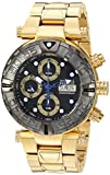 Image of Invicta Men's 'Subaqua' Automatic Stainless Steel Casual Watch, Color:Gold-Toned (Model: 23379)