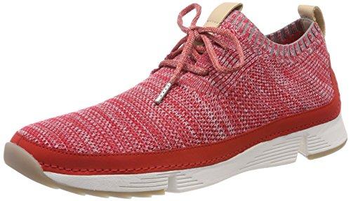 Herren Sneaker Native Red Clarks Tri Rot AvqwxBx
