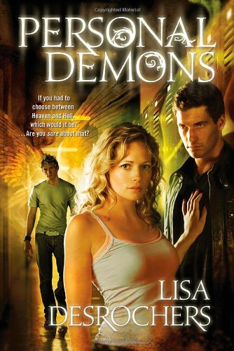 Book cover for Personal Demons