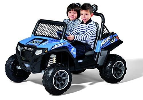 Peg Perego Polaris RZR 900 Ride On, 12V, Blue