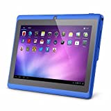 Christmas Q88 7 Inch Allwinner A33, 1.5 Ghz Quad Core Google Android Tablet