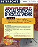 Peterson's Compact Guides: Graduate Studies in Social Sciences & Social Work 1998