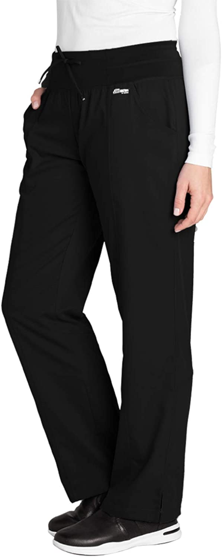 Grey's Anatomy Active 4276 Yoga Pant Black XL Tall