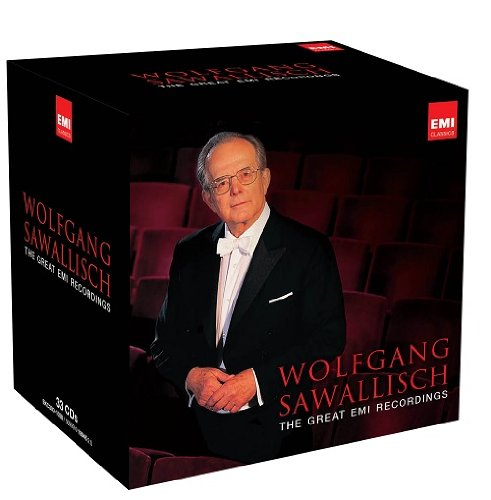 Price comparison product image Wolfgang Sawallisch: The Great EMI Recordings
