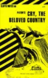 Download Cry, the Beloved Country (Cliffs Notes) in PDF ePUB Free Online