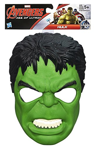 (Marvel Avengers Age of Ultron Hulk Mask)