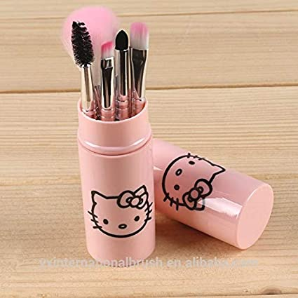 Hello Kitty Make Up Brush (Pink) Colorful  product image 2
