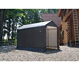 ShelterLogic 6' x 10' x 6' Shed-in-a-Box All Season