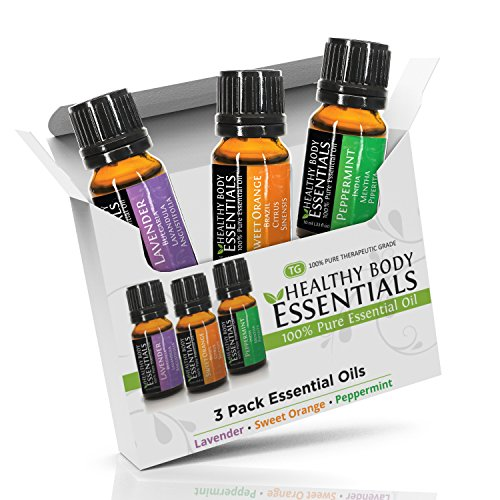 Aromatherapy Essential Lavender Peppermint Therapeutic product image