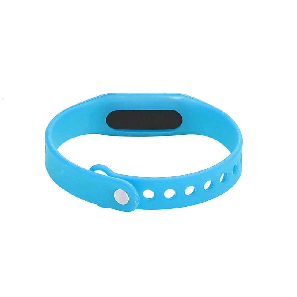 Amazon.com: Liouhuble Rubber LED Womens Mens Date Sports Bracelet Digital Wrist Watch Black (Red): Cell Phones & Accessories