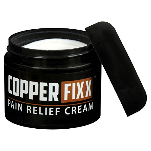 CopperFixx Pain Relief Cream, 2 Fluid Ounce by CopperFixx