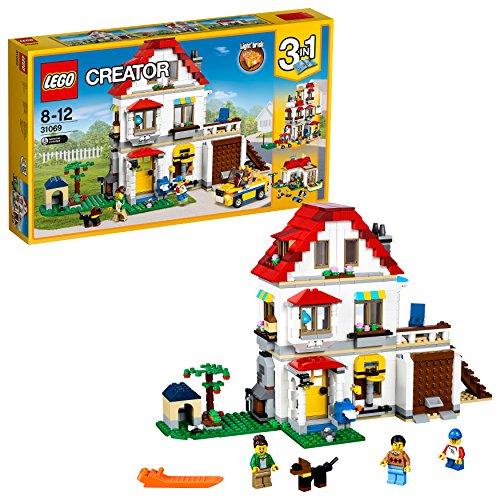 [해외] 레고(LEGO)creator 패밀리 cottage 31069