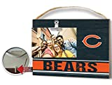 KH Sports Fan Clip It Colored Logo Photo Frame Chicago Bears