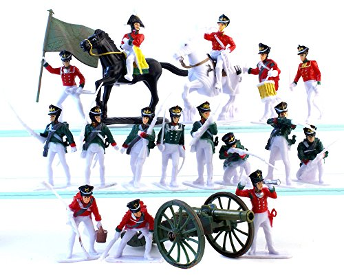 Total Soldier Toys - Plastic Toy Soldiers Napoleonic War Prussian