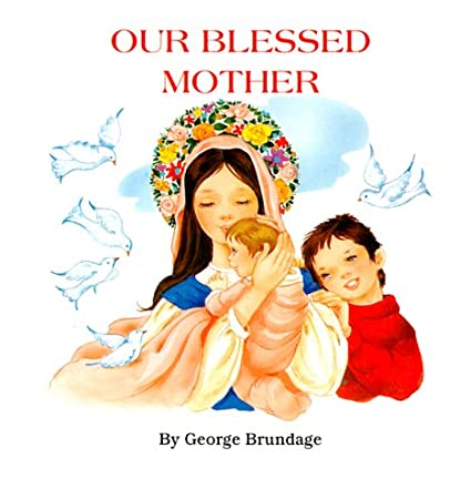 Carry Me Along >> Amazon Com Our Blessed Mother St Joseph Carry Me Along Board