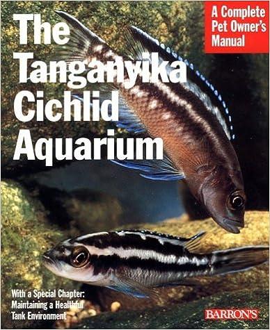 Book Lake Tanganyika Cichlid Aquarium (Complete Pet Owner's Manual)